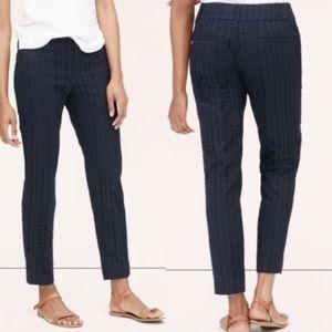 Ann Taylor LOFT Riviera Fit Julie Ankle Pants